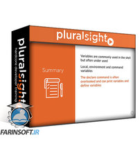 دانلود PluralSight Mastering Bash and Z Shell Scripting Syntax