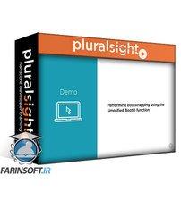دانلود PluralSight Implementing Bootstrap Methods in R