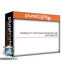 دانلود PluralSight Triggering Lambda Functions from Simple Devices with AWS IoT 1-Click