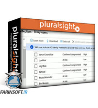 دانلود PluralSight Leverage the Cloud to Strengthen Your On-premises Active Directory Security
