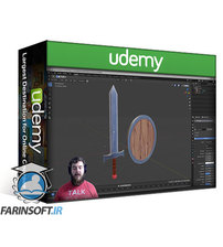 دانلود Udemy Creating Swords and Shields for Games