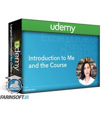 دانلود Udemy Excel Lookup Deep Dive: VLOOKUP, XLOOKUP, INDEX-MATCH & More