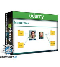 دانلود Udemy Face Recognition Web App with Machine Learning in FLASK