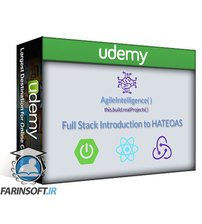 دانلود Udemy Full Stack HATEOAS: Spring Boot 2.1, ReactJS, Redux,