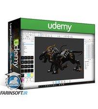 دانلود Udemy Hard Surface Creature Creation in Zbrush   Intermediate User