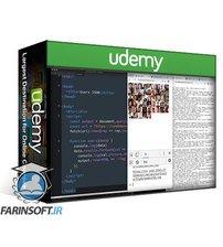 دانلود Udemy JSON – Quick Introduction to JSON Data JavaScript using JSON