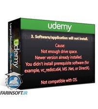 دانلود Udemy Learning IT Help Desk Basics