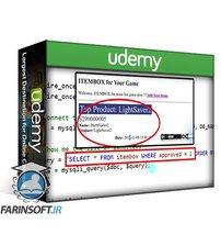 دانلود Udemy LEE's Web Hacking (SQL-injection AND SECURE-CODING Skills)