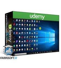 دانلود Udemy Windows 10 For Beginners: Fast Track Training