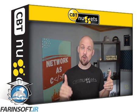 دانلود CBT Nuggets Cisco CCNP Enterprise Core (350-401 ENCOR): Identify Cisco SD-WAN Components