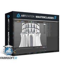دانلود ArtStation Environment Creation using Octane and Cinema 4D
