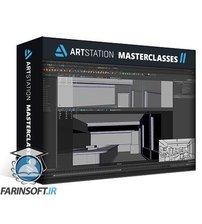 دانلود ArtStation Environment Design Process Vol 01