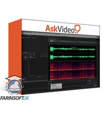 دانلود AskVideo Adobe Audition CC 101 Absolute Beginners Guide