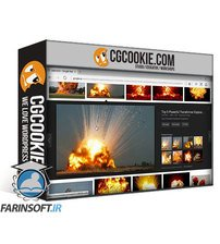 دانلود CG Cookie CGCircuit: Explosion with PyroFX Series 1 and 2