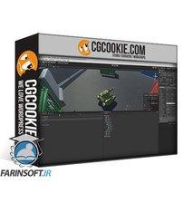 دانلود CG Cookie Creating a Tank Ball Video Game Within Unity