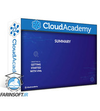 دانلود Cloud Academy Getting Started with Azure Virtual Machines