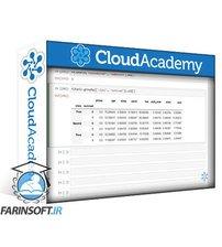دانلود Cloud Academy Working with PANDAS