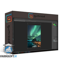 دانلود Gumroad Aurora Composite Photoshop Tutorial with Mads Peter Iversen