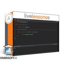 دانلود LiveLessons Object-Oriented Programming with Java