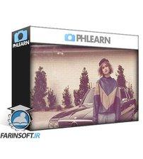 دانلود PhLearn Film & Vintage Coloring in Photoshop