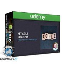 دانلود Udemy Agile Key Exam Concepts