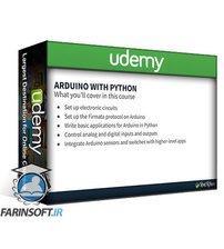 دانلود Udemy Arduino With Python How to Get Started