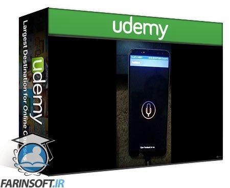 دانلود Udemy Build chatbots for Android using Dialogflow,Android studio