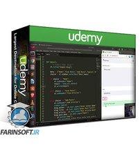 دانلود Udemy Building Machine Learning Web Apps with Python