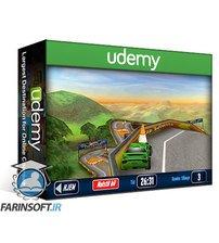 دانلود Udemy Create a 3D RPG Game With THREE.js