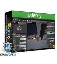دانلود Udemy Creating Gameplay Mechanics With Blueprints in Unreal Engine