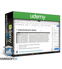 دانلود Udemy Excel Crash Course: Dashboards, Data Analysis & Heatmaps