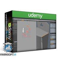 دانلود Udemy Foundry – Modeling a Product Package with Javis Jones