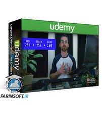 دانلود Udemy GIMP 2.10 Masterclass: From Beginner to Pro Photo Editing