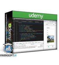 دانلود Udemy Ionic React: Cross-Platform Mobile Development with Ionic 5