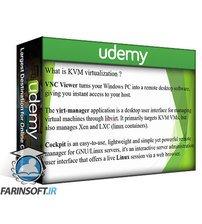 دانلود Udemy KVM virtualization on CentOS Linux 8 /RHEL 8