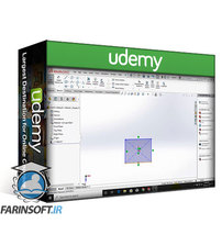 دانلود Udemy Learning SOLIDWORKS : For Students, Engineers, and Designers