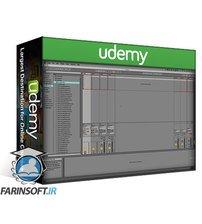 دانلود Udemy MaxForLive: Creating Your Own Audio Tools in Max For Live