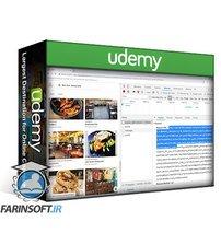 دانلود Udemy Modern Web Scraping with Python using Scrapy Splash Selenium
