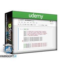 دانلود Udemy NLTK: Build Document Classifier & Spell Checker with Python