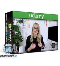 دانلود Udemy Portfolio MASTERCLASS – UX/UI case studies