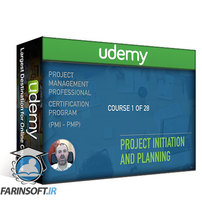 دانلود Udemy Project Initiation and Planning (PMI-PMP)