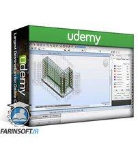 دانلود Udemy Robot Structure for BIM projects