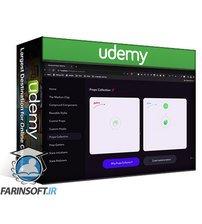 دانلود Udemy The Complete Guide to Advanced React Component Patterns