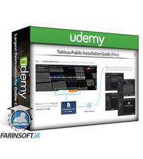 دانلود Udemy Up & Running with Tableau Desktop
