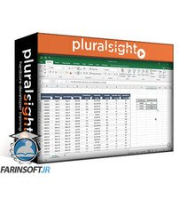 دانلود PluralSight Calculating Cell Values with Formulas