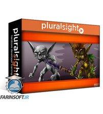 دانلود PluralSight Creating a Goblin Concept in Photoshop