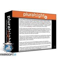 دانلود PluralSight Python for Data Analysts