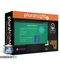 دانلود PluralSight React State: Redux & Context & Hooks, Oh My: CodeMash