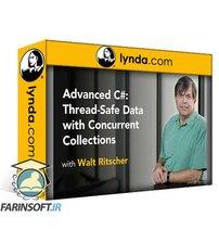 دانلود lynda Advanced C#: Thread-Safe Data with Concurrent Collections