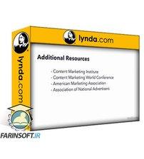 دانلود lynda Advanced Content Marketing